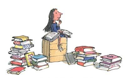 Matilda | Roald Dahl | The Book People